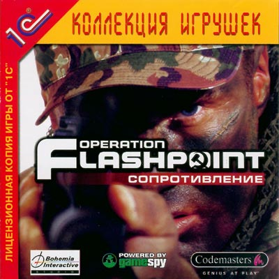 Скачать Игру Operation Flashpoint Cold War Crisis